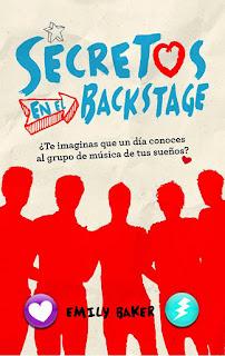 Secretos en el backstage, Emily Baker