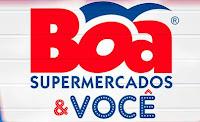 Promoção Boa Supermercados & Você