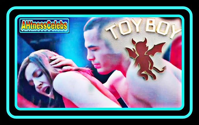 Cristina Castaño sex scene - Toy Boy (2019) HD 720p