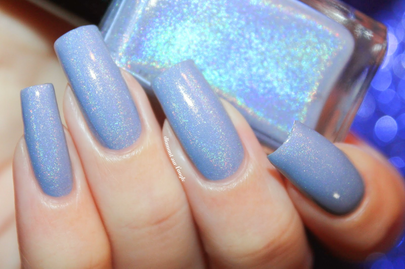 Swatch of April 2014 by Enchanted Polish