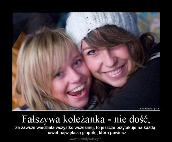 Toksyczna przyjaciółka - Czym objawia się fałszywa przyjaźń?