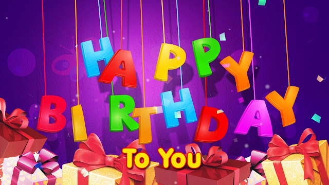 HAPPY BIRTHDAY TO YOU SONG LYRICS