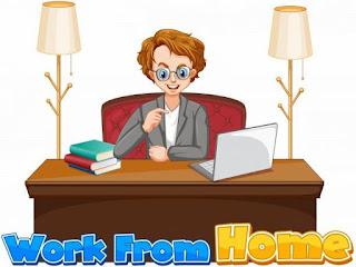 Tetap Produktif Selama Work From Home (WFH)-Coba 5 Tips Berikut Ini