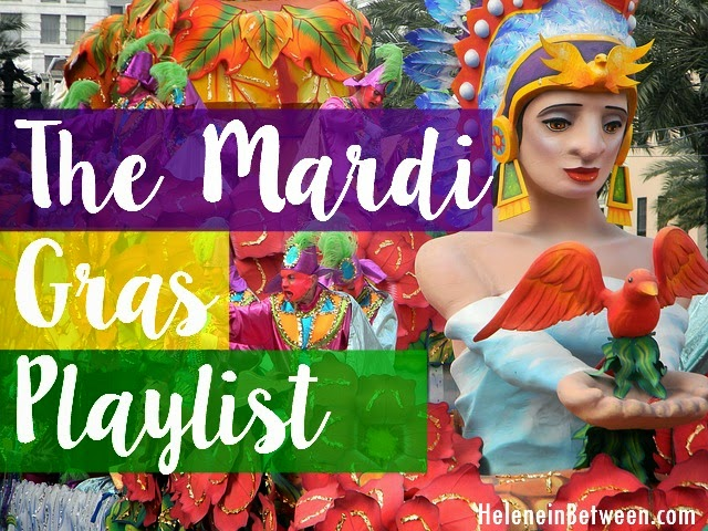 the mardi gras playlist