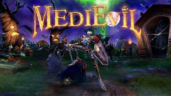 المزيد من اللقطات من داخل ريميك لعبة MediEvil القادم على جهاز PS4 ، لنشاهد من هنا..