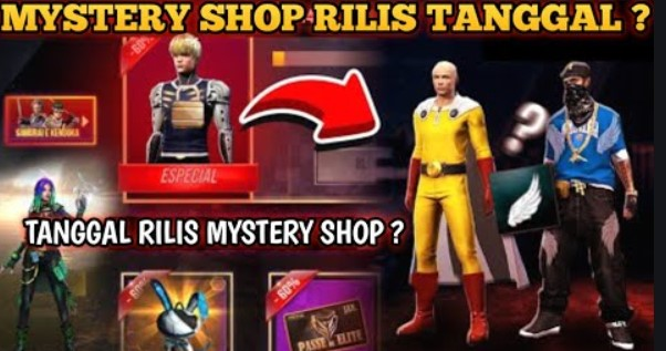 Mystery Shop FF Januari 2021