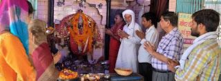 दक्षिणा काली मंदिर में दर्शनार्थियों ने किया दर्शन  | #NayaSaberaNetwork
