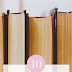 Top 10 Tips for getting out of a reading slump