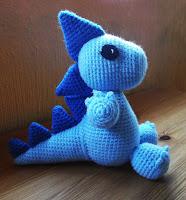 dragón-amigurumi