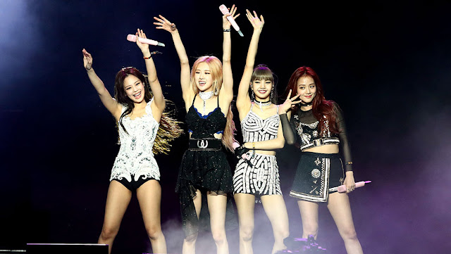 blackpink how you like that pecah 5 rekod dunia guinness