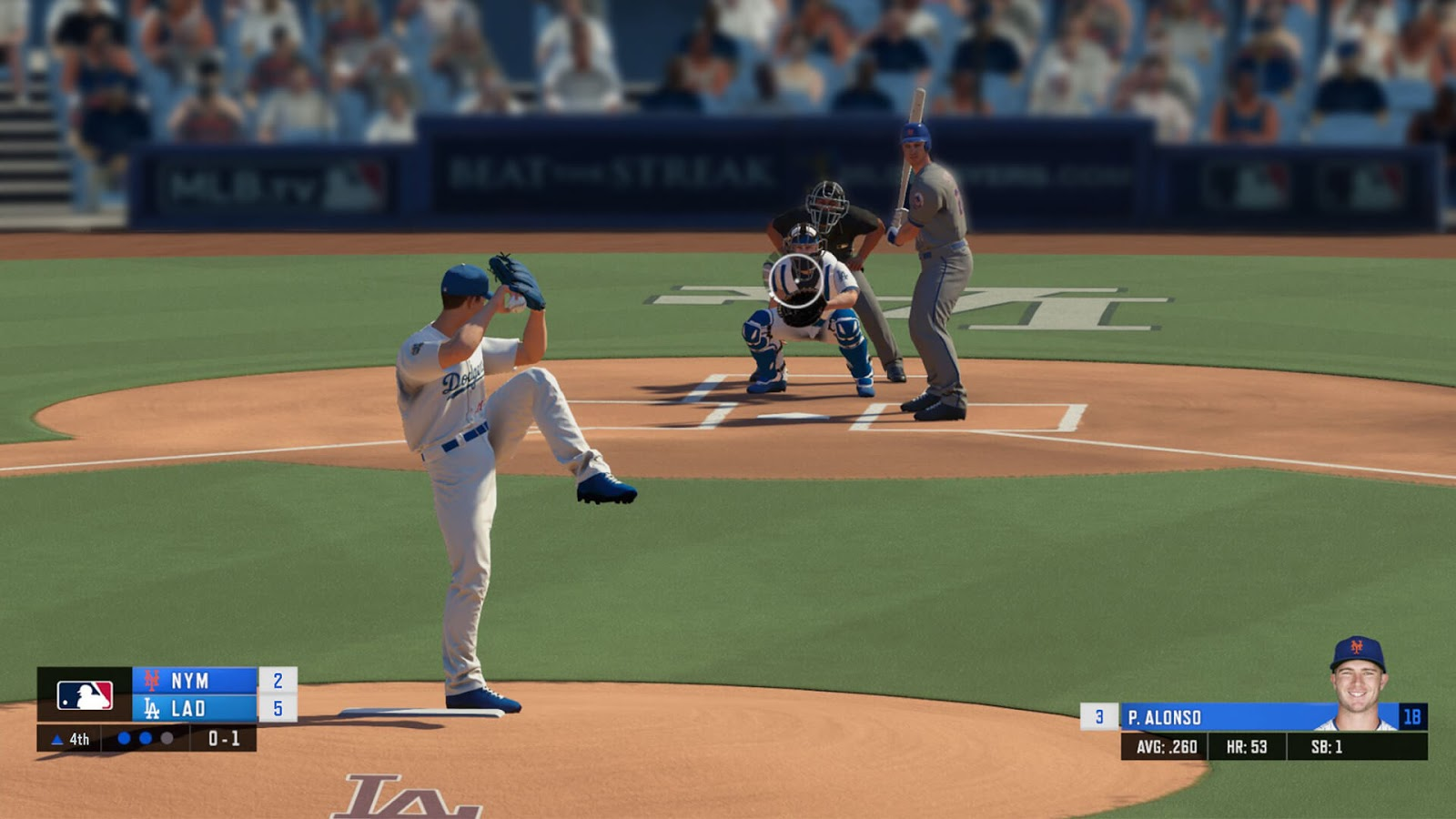 RBI Baseball 20 Full Español