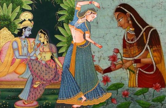 राजस्थान की चित्रकला
