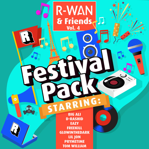 R-Wan Festival Sample Pack Vol 4 WAV