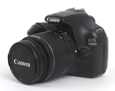 Canon EOS Seri 1100D