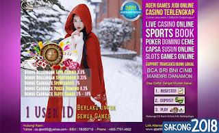 Rekomendasi Agen Judi Casino Online Terbaik