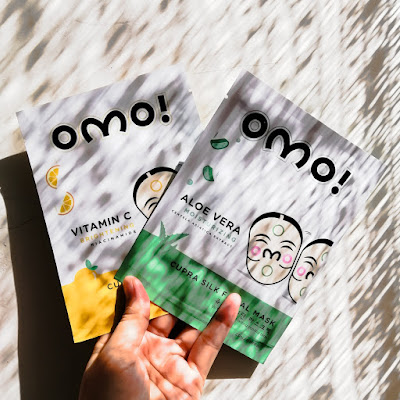 OMO! Korean Sheet Mask