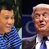 President Duterte congratulates U.S. President-elect Donald J. Trump