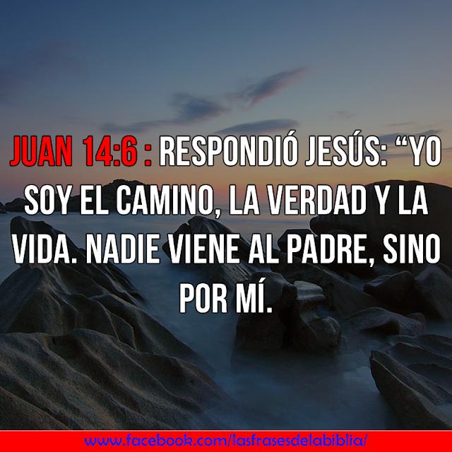 juan 14 6 biblia catolica