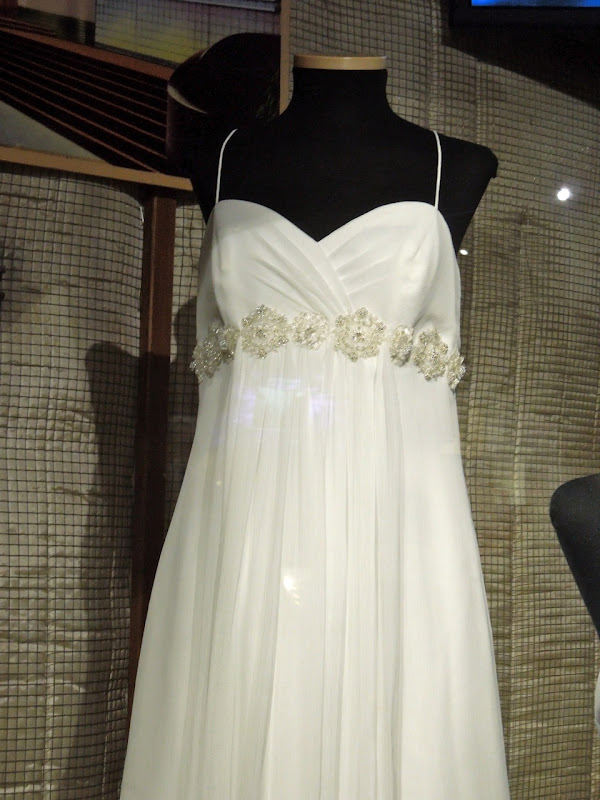 Pam wedding gown The Office