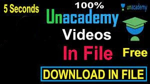 How to Download Unacademy Videos Free