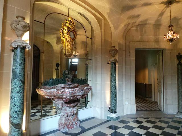 Musée Nissim de Camondo arts décoratifs collection particulière 18e siècle