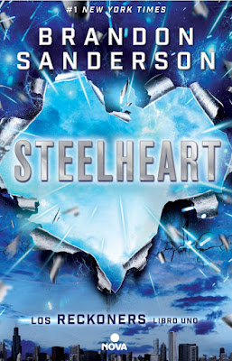 Resultado de imagen para steelheart brandon sanderson