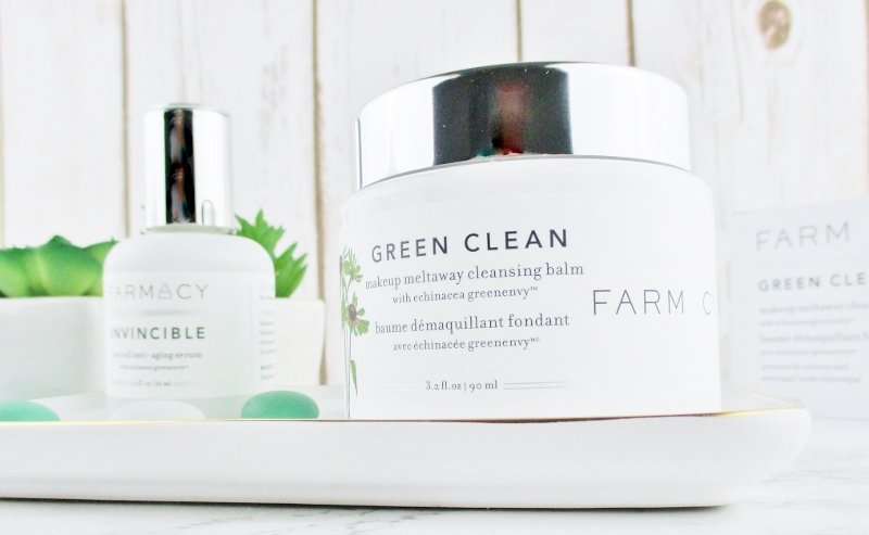 Cleanse Away Your Day with Farmacy Green Clean Makeup Meltaway Cleansing Balm Review