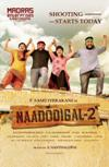 Anjali upcoming 2019 Tamil film Naadodigal 2 Wiki, Poster, Release date, Songs list