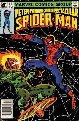 Spectacular Spider-Man #56, Jack O'Lantern