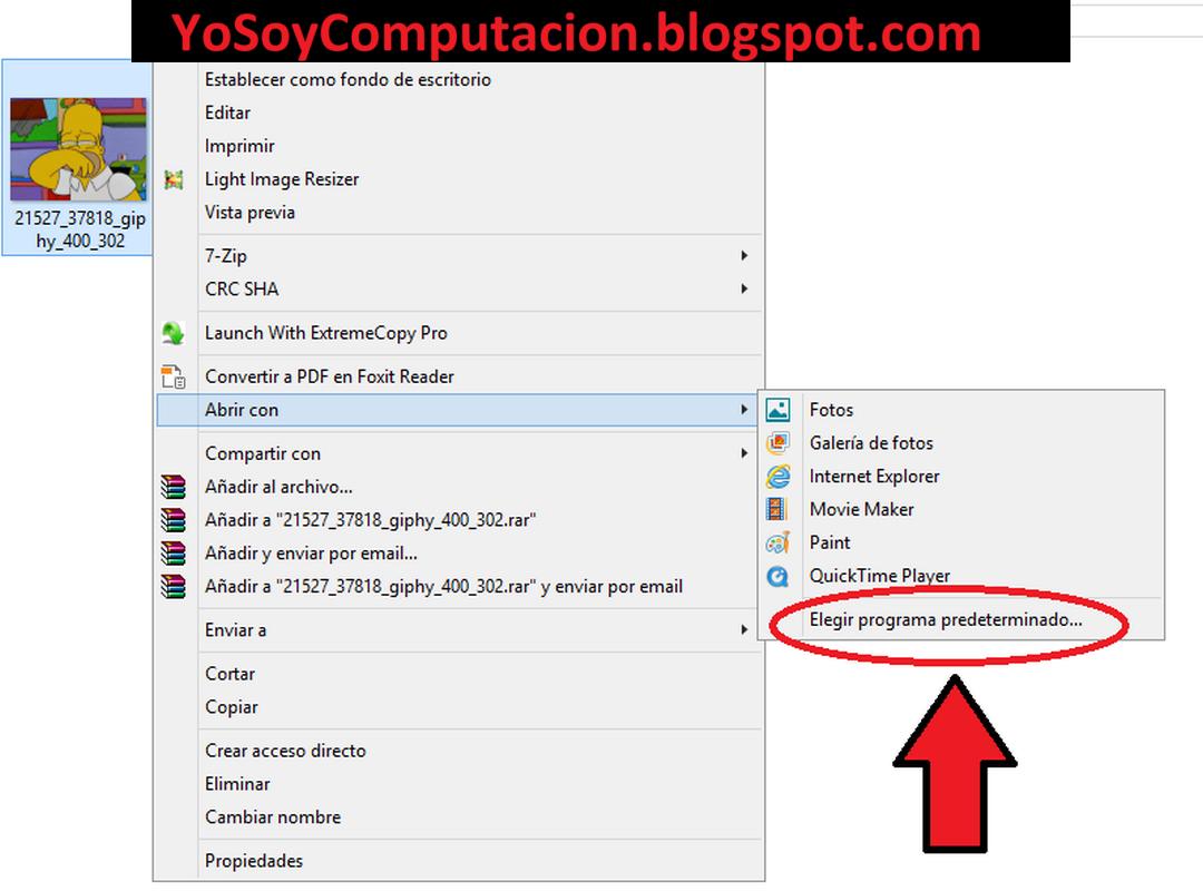 Visualizador de Imagenes clasico en windows 10 - YO SOY COMPUTACION