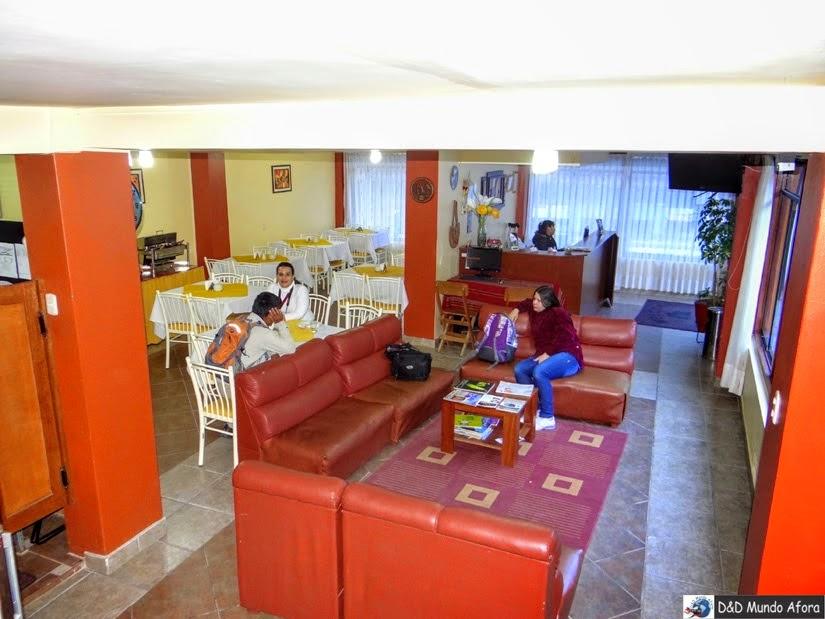 Onde ficar em Águas Calientes - Peru - Hotel Inka Town
