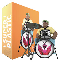 Superplastic Gorillaz Song Machine Soft Vinyl Figures