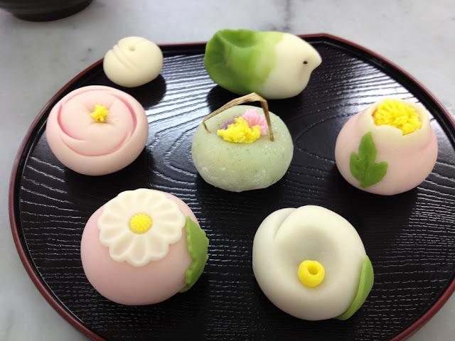 Ngọt ngào hương vị bánh ngon Nhật Bản
