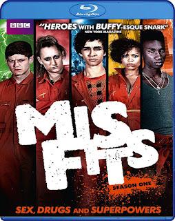 Misfits – Temporada 1 [2xBD25] *Con Audio Latino