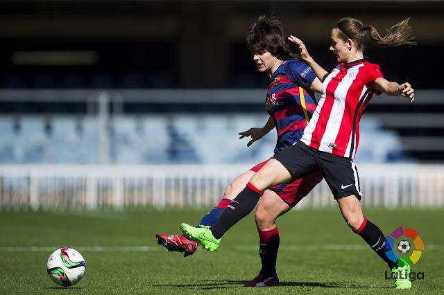 El Euskaltel patrocinará al Athletic femenino