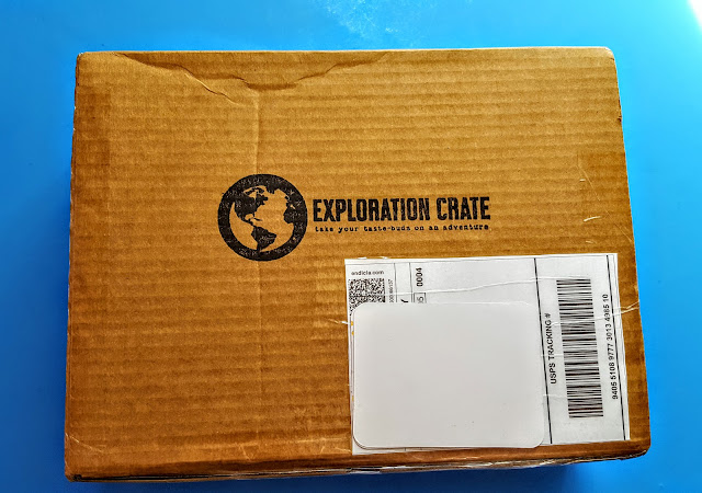 exploration crate subscription box review