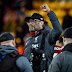 Liverpool become the first team to qualify for next season's champions league