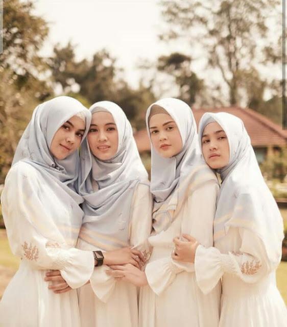 Ini Empat Referensi Jilbab Untuk Ramadhan Anda