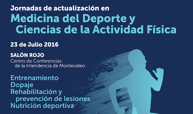 Jornadas de actualización en medicina del deporte y ciencias de la actividad física (Intendencia d