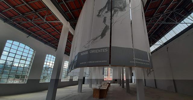 espaço de exposição de Álvaro Siza Vieira