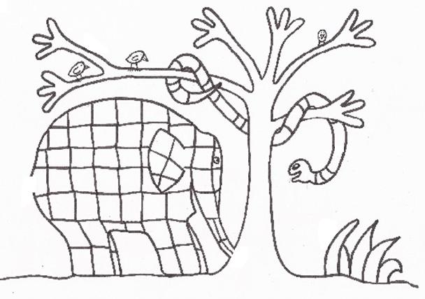 kikkerklas k2b stamp stamp stamperde stamp elmer in