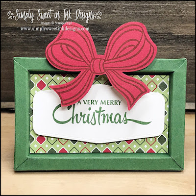 Make these mini frames for your next event...perfect for holidays, menu signs, and more!