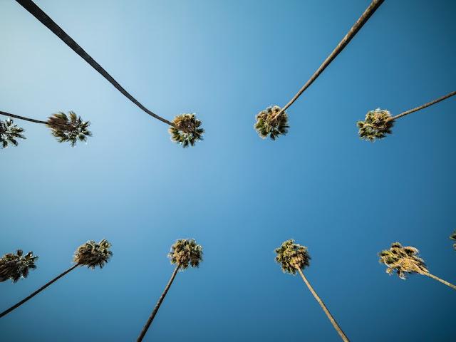 com'è vivere a Los Angeles