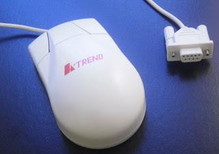 Mouse Serial jaman pentium 1