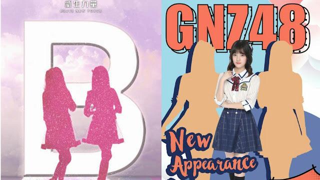 BEJ48 Team B GNZ48 Team Z Member