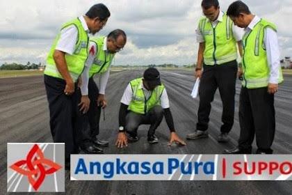 Informasi Penerimaan Karyawan PT. Angkasa Pura Suporter Tingkat SLTA/SMK/D3/S1 Penerimaan Hingga 31 Maret 2020