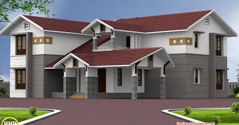 Desain Atap Rumah Minimalis Joglo