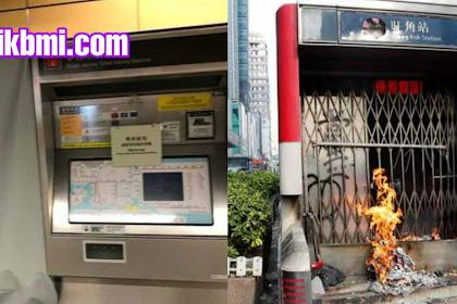 Tingkatkan Pencegahan, MTR Bermaksud Mencari Konpensasi  Setidaknya $ 400.000 Harga Per Mesin Tiket.