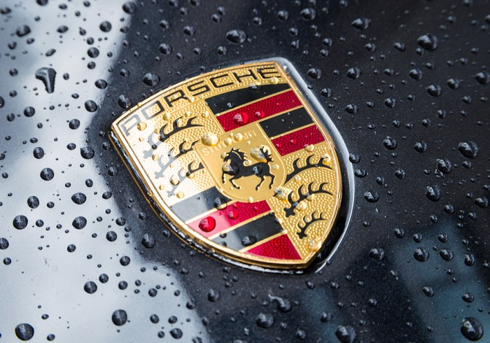 Porsche Logo Malaysian Made Sports Car