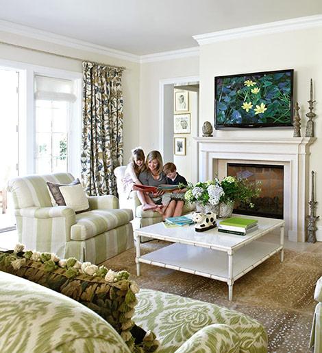 New Home Designer Decoration: New Home Interior Design: Decorating With...Sunshine